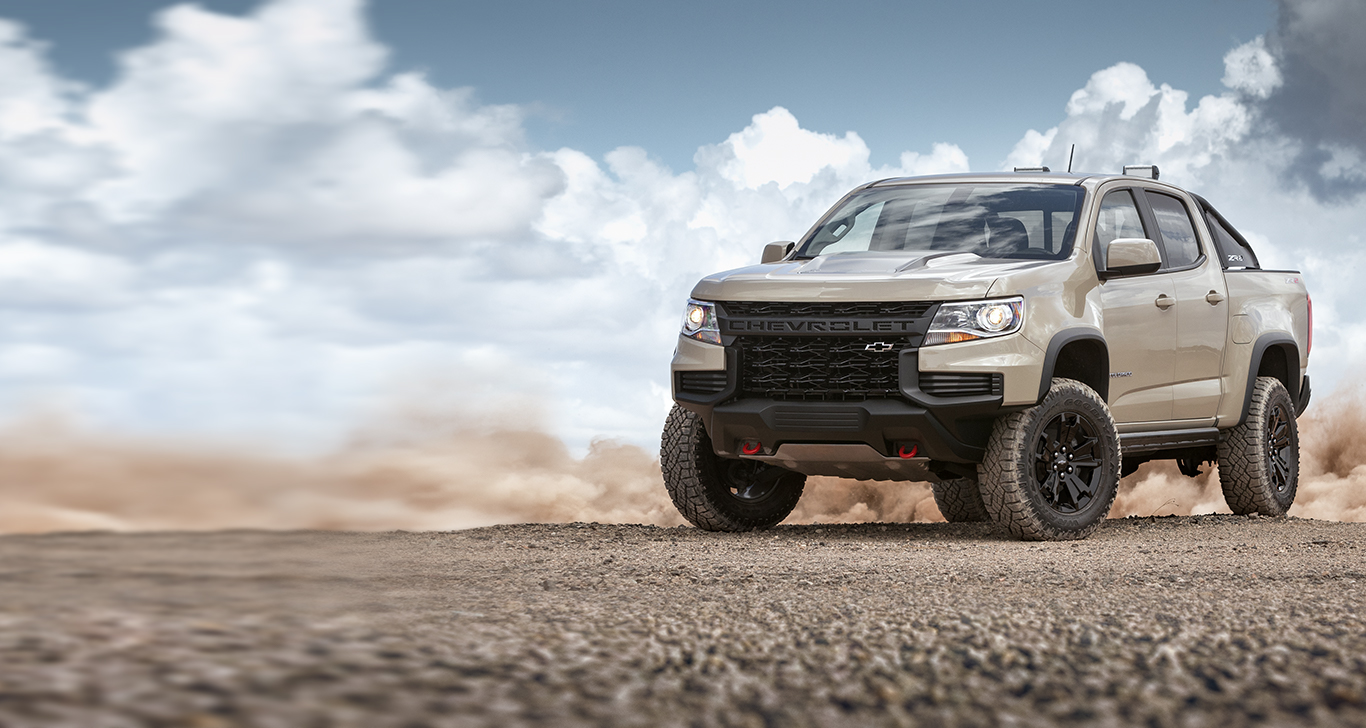 Chevy Colorado slider image