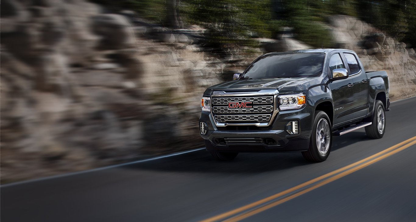 GMC Canyon slider image