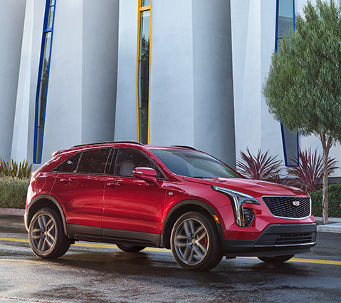 Cadillac XT4 (excl. Luxury)